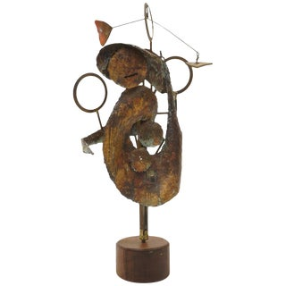 James Bearden Abstract Table Top Sculpture For Sale
