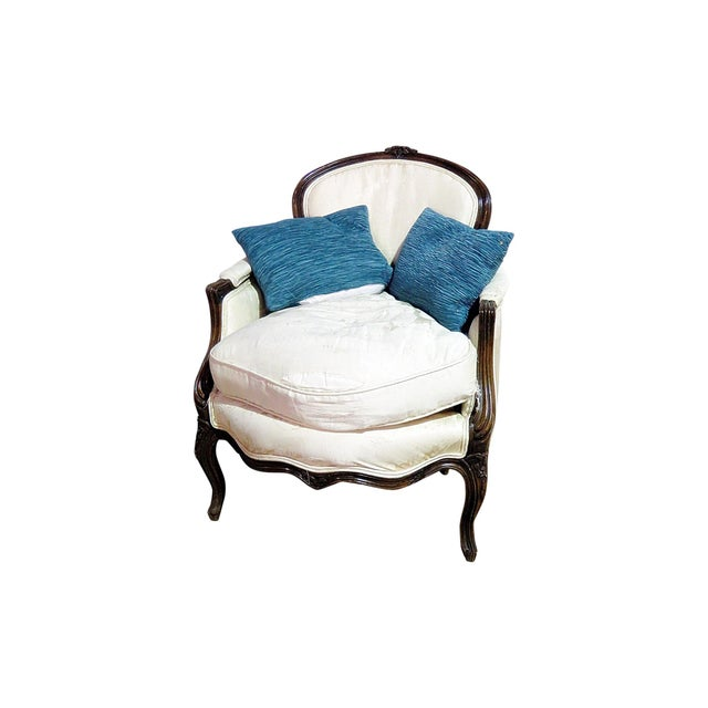 Louis XV Style Bergere - Image 11 of 11