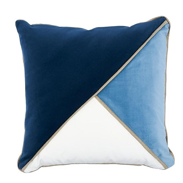 Not Yet Made - Made To Order Schumacher Gainsborough Velvet Pillow For Sale - Image 5 of 5