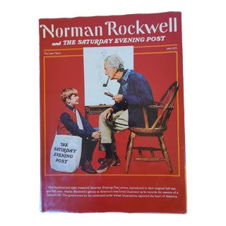 Norman Rockwell and the Saturday Evening Post, 1994 Edition For Sale