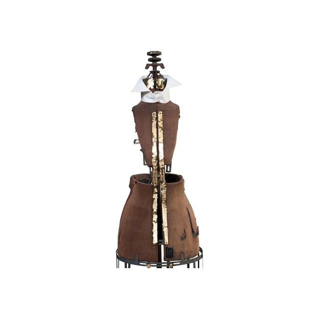 Antique Female Dress Form II - Image 5 of 5