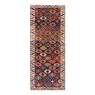 """Antique North West Persian Rug 3'10"""" X 9'2"""" For Sale"""