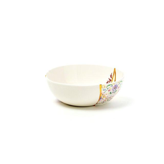 Contemporary Seletti, Kintsugi Large Bowl 1, Marcantonio, 2018 For Sale - Image 3 of 3