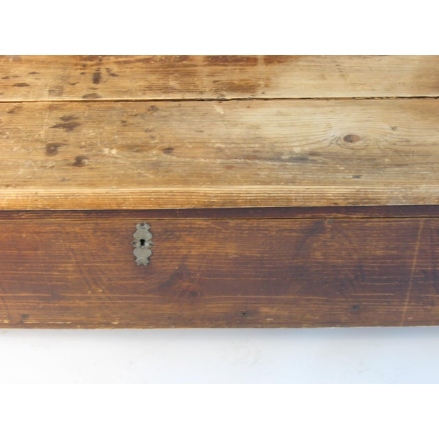 Antique Swedish Bench For Sale - Image 5 of 10