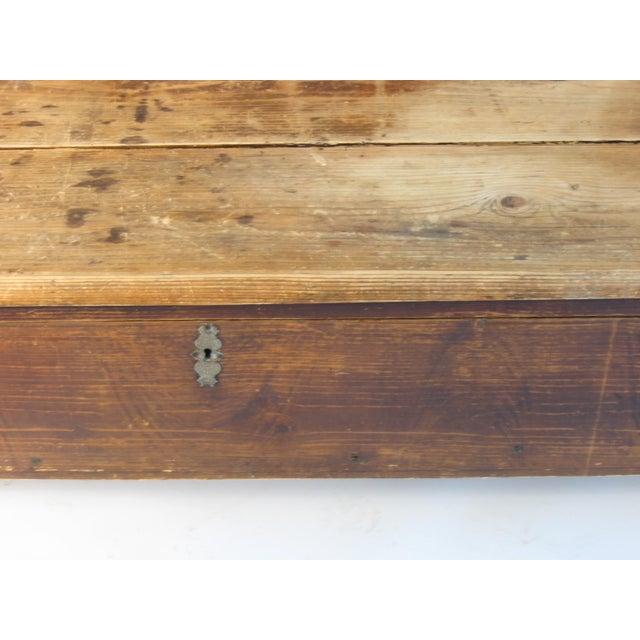 Antique Swedish Bench - Image 5 of 10