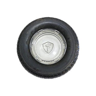 Firestone Tire Promotional Ashtray For Sale