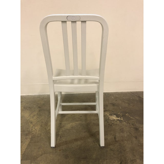 Modern Emeco Navy 111 Chair For Sale - Image 3 of 5
