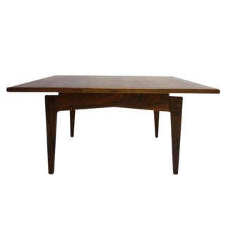 Jens Risom Floating Coffee Table For Sale