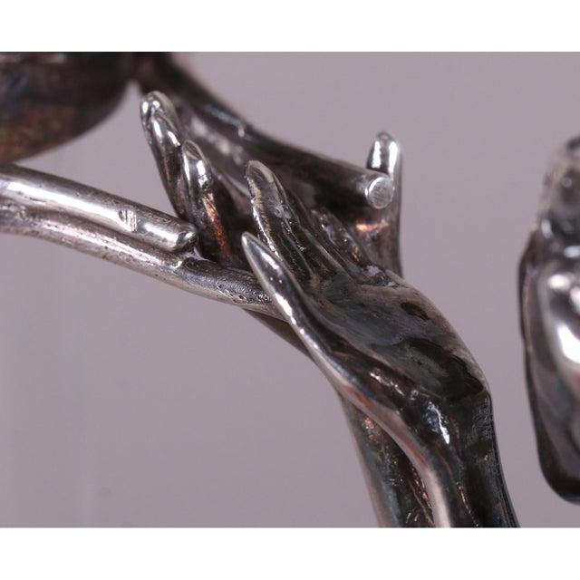 Art Nouveau Art Nouveau-Style Ewer For Sale - Image 3 of 13