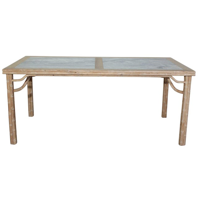 Sarreid LTD Chinese Dining Table - Image 1 of 3