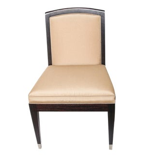 David Sutherland Contemporary Accent Chair For Sale