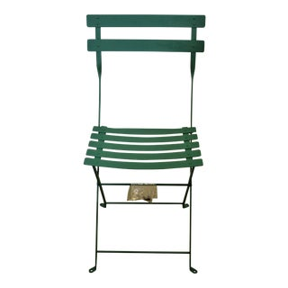 Fermob Bistro Green Chair For Sale