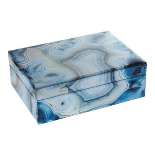 Curated Kravet Doyle Box, Large For Sale