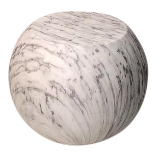 "Cappellini ""Marble"" Bong Table For Sale"