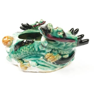Victorian Imperial Dragons Ceramic Decorative Bowl Preview