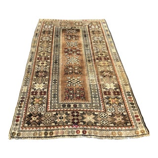 Vintage Turkish Anatolian Rug - 4′ × 7′2″ For Sale