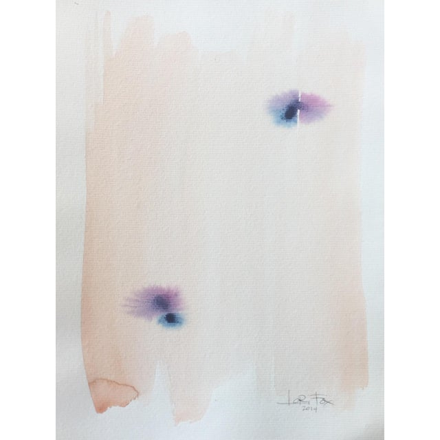 Watercolor Wash Painting - Image 1 of 7