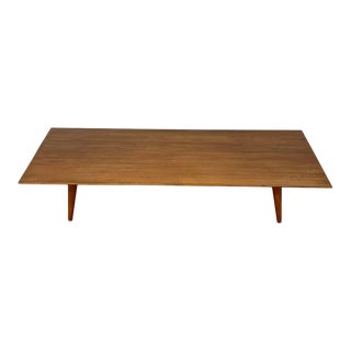 Paul McCobb for Planner Group Low Profile Maple Coffee Table For Sale