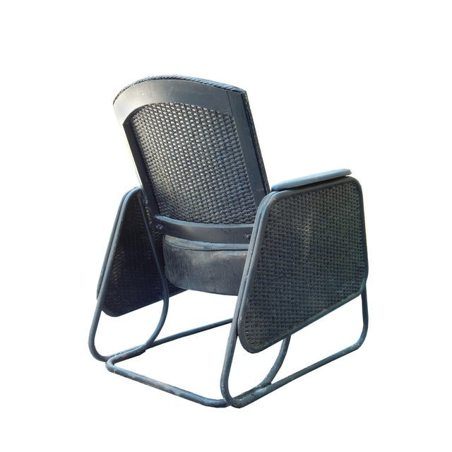 Deco Patio Chairs and Settee - 3 - Image 6 of 7