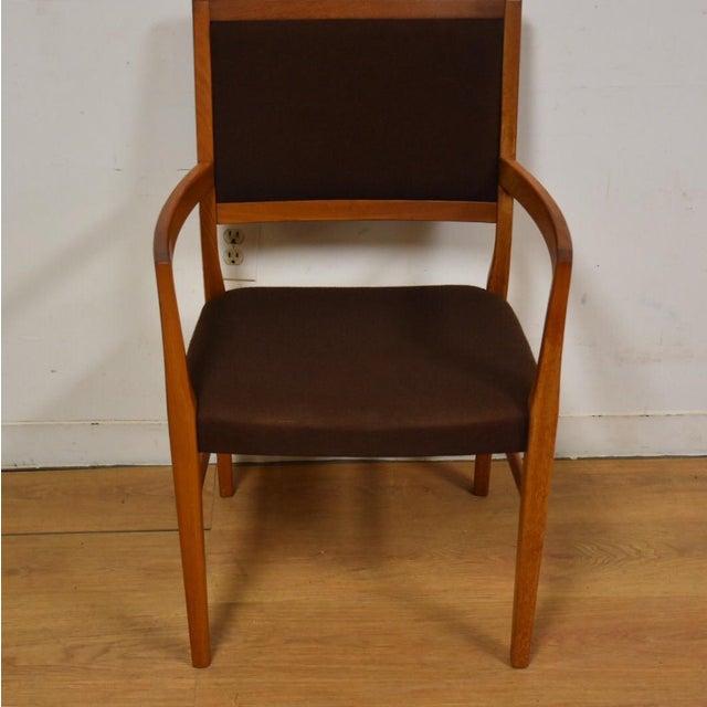 Svegards Markaryd Teak Arm Chair - Image 3 of 9