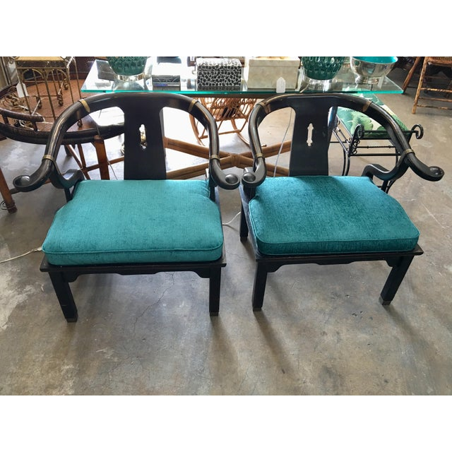 James Mont for Century Ming Chair - A Pair - Image 5 of 6