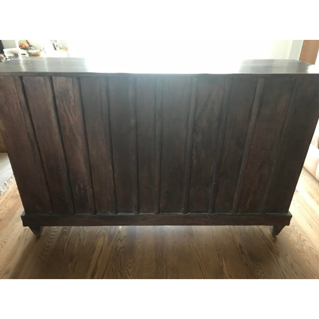 Mig Sand Tig Sideboard Buffet For Sale - Image 5 of 7