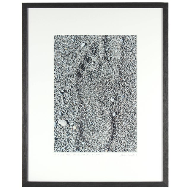 "Contemporary Gaétan Caron ""Pied-À-Terre"", Mendocino Coast, Ca Photograph, 2105 2015 For Sale - Image 3 of 6"