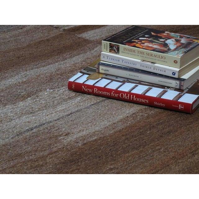 "1980s ""Crazy, Lazy"" Urfa Kilim For Sale - Image 5 of 9"