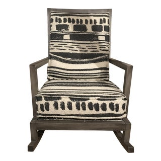 West Elm Rocking Chair