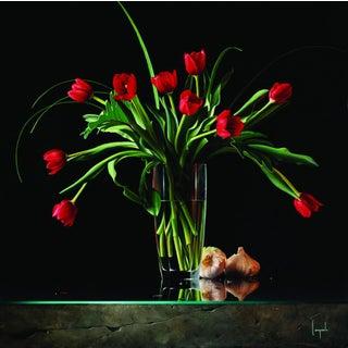 """Passione Eterna"" Contemporary Giclee by Dario Campanile For Sale"