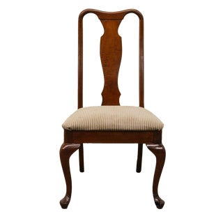 20th Century Queen Anne Henry Link Dining Side Chair For Sale
