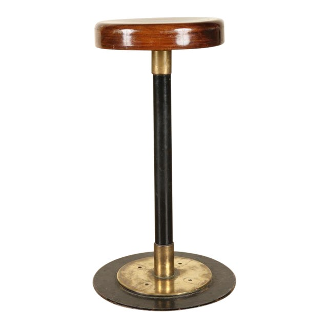 Lacquered Wood Bar Stools For Sale