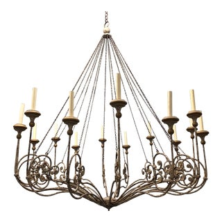 Rivoli Chandelier by Niermann Weeks For Sale