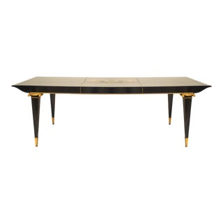 1940's Art Deco Dining Table For Sale