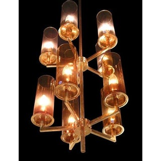 Swedish Chandelier by Hans-Agne Jakobsson Preview