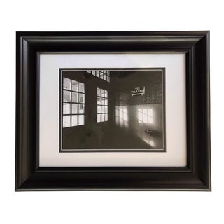 """Black and White Art Photograph """"Train Station"""" For Sale"""