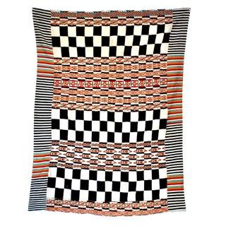 African Arkila Kerka Tribal Textile For Sale