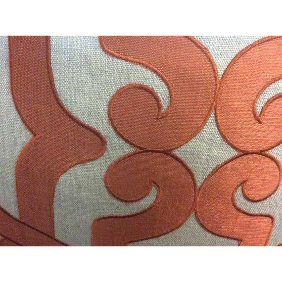 "Kravet Couture ""Modern Elegance"" Pillows - a Pair For Sale - Image 4 of 5"