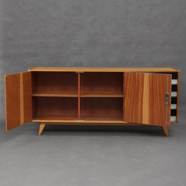 Black & White Accent Interier Praha Sideboard For Sale In New York - Image 6 of 10