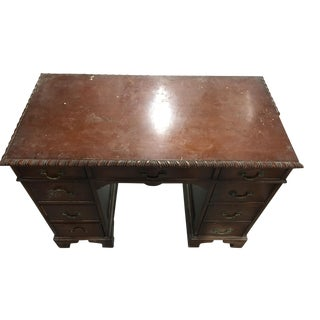 Man's Kneehole Writing Desk