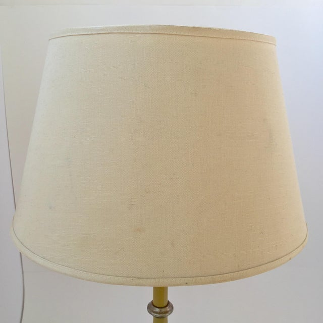 Gerald Thurston Table Lamp in Mustard - Image 7 of 9