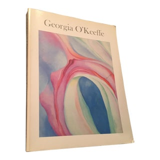 Georgia O'Keeffe Art and Letters Coffee Table Book For Sale