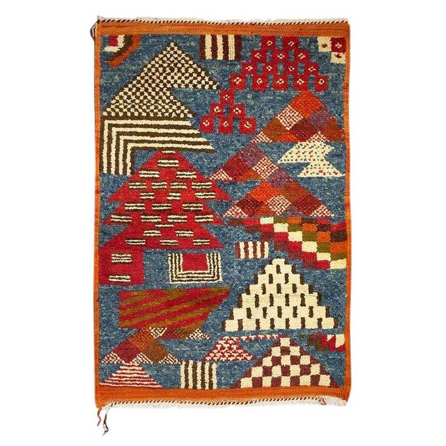"""Taznarth Carpet - 3'6"""" x 2'3"""" For Sale"""
