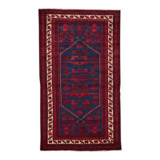 Afghan Baluch Turkmen Style Rug Carpet For Sale