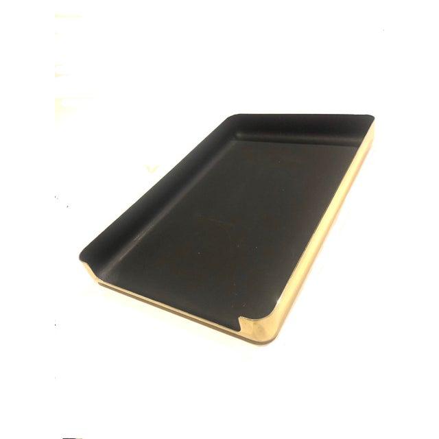 Gold Jim Eldon 6000 Legal Desk Tray For Sale - Image 8 of 8