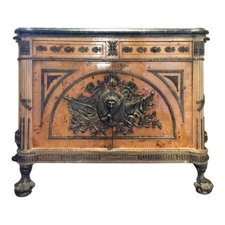 1900 Neoclassical Napoleon French Chest