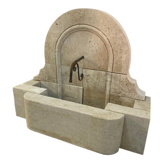 Moustiers St. Marie Wall Fountain For Sale