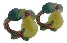 Image of Ceramic Napkin Rings