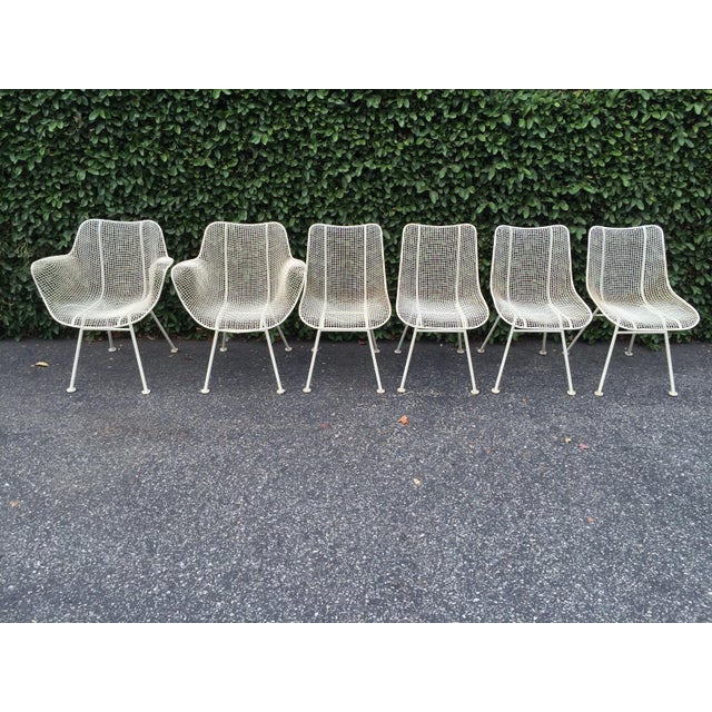 Original Russell Woodard Sculptura Chairs - Set of 6 - Image 2 of 6