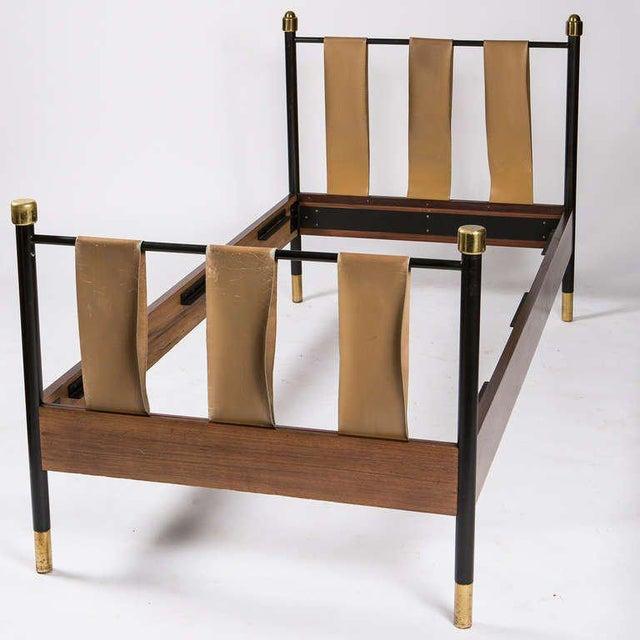 Luigi Caccia Dominioni Italian Fifties Single Bed For Sale - Image 4 of 9